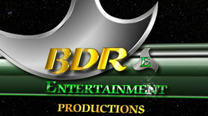 BDRE - Logo Animation for Website Intro and TV Show